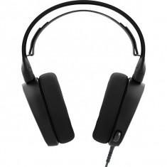 Casti Gaming Steelseries Arctis 3 Black, Casti cu microfon