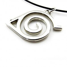 Pandantiv Medalion Lantisor Naruto - Pandantiv fashion