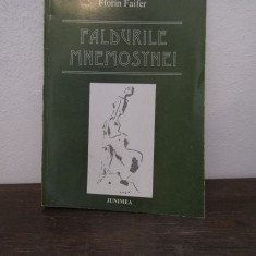 FALDURILE MNEMOSYNEI-FLORIN FAIFER - Eseu