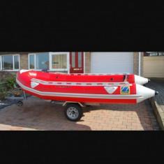 Vand barca pneumatica Zodiac Furtuna - Barca pneumatice