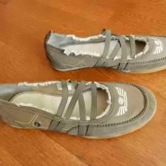 Mocasini Dockers Footwear; marime 41 (26 cm talpic interior); impecabili, ca noi - Mocasini dama, Culoare: Din imagine