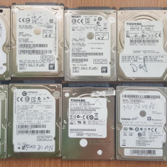 Lot 10 hdd sata defecte