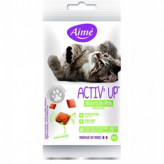 Pernite Activ'up pentru pisici - blana - 50 g - 863488