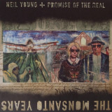 NEIL YOUNG - MONSANTO YEARS, 2015, CD