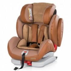 Scaun auto copii 9-36Kg cu Isofix Chipolino Nomad Mocca