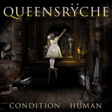 QUEENSRYCHE - CONDITION HUMAN, 2015, CD
