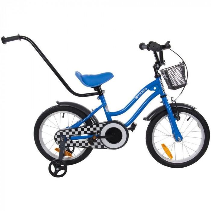 Bicicleta Star BMX 16 - Sun Baby - Albastru foto mare