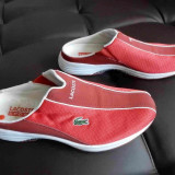 Sandale Lacoste Sport; marime 39 1/2 (25.5 cm talpic interior); impecabile