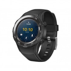 Smartwatch Huawei 2, Android Wear OS 2.0, AMOLED, Carbon