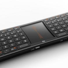 Tastatura Smart TV Rii i24T cu touchpad compatibila Android OS, TV Box, iPad