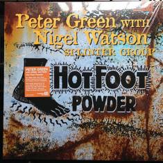 Peter Green Splintergroup Hot Foot Powder digipack (cd) - Muzica Blues
