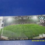 Bilet          CFR Cluj  -  Steaua
