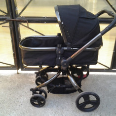 Mother Care Orb / 2x1 / Reversibil 360° / carucior copii 0 - 3 ani