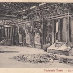 RESITA CUPTOARELE MARTIN EDITURA OTTO SCHWARTZ RESITA - Carte Postala Banat dupa 1918, Necirculata, Printata