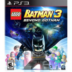 Lego Batman 3 Beyond Gotham Toy Edition Ps3 - Jocuri PS3