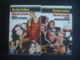 JACKIE COLLINS - NEVESTELE DE LA HOLLYWOOD  2 volume