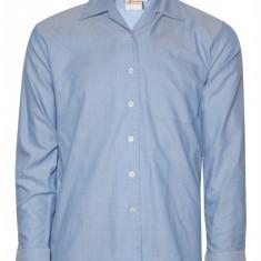 Camasa maneca lunga casual Incotex, albastru deschis, de dama - Camasa XXXL