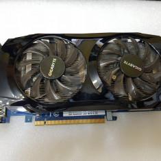 Placa video GIGABYTE GeForce GTX 460 SE 1GB DDR5 256-bit - poze reale - Placa video PC Gigabyte, PCI Express, nVidia