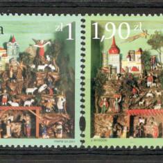 Polonia.2001 Nasterea Domnului  SP.738