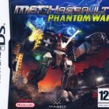 Mech Assault Phantom War Nintendo Ds