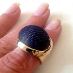 Inel - placat cu aur 18k si Swarovski cu bulb - marimea 8 , 18mm
