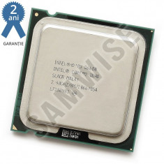Procesor Intel Core 2 Quad, Q6600 2.4GHz, LGA775, 8MB, FSB 1066MHz GARANTIE !!! - Procesor PC Intel, Numar nuclee: 4, 2.5-3.0 GHz