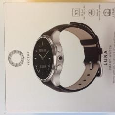 Smartwatch VECTOR LUNA, Otel inoxidabil, watchOS, Apple Watch