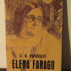 Elena Farago - C. D. Papastate - Studiu literar