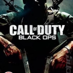 Call Of Duty Black Ops Nintendo Wii - Jocuri WII Activision