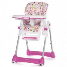 Scaun de Masa Bravo 2017 Pink Flowers - Set mobila copii