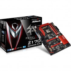 Kit gaming nou i7 6700K + ASRock Fatal1ty Z170 Gaming K4 + 8GB DDR4 Intel