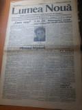 ziarul lumea noua 13 ianuarie 1934-art. gh. bratianu si maresalul averescu