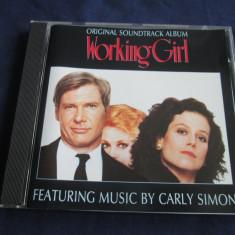 Various - Working Girl (soundtrack) _ cd, compilatie _ Arista (Europa) - Muzica soundtrack
