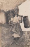 SALUTARI  DIN  CARPATI  TIP DE RUTEANCA  DIN CARPATI   CIRCULATA  1917 FELDPOST, Printata