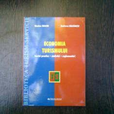 Economia turismului - Nicolae Neacsu, Andreea Baltaretu - Carte Marketing