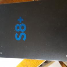 Vand Samsung S8+ nou - Telefon Samsung, Negru, Neblocat, Dual SIM