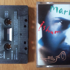 Caseta audio Mark Isham (cu Chick Corea, David Torn, Tanita Tikaram), Casete audio, virgin records