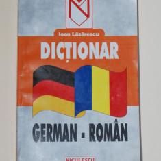 Dictionar German - Roman niculescu