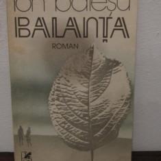 ION BAIESU -BALANTA( CU DEDICATIE SI AUTOGRAF )