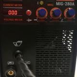 Invertor, aparat de sudura VEGA MIG/MAG + MMA 280A.