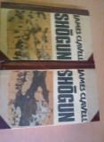 Shogun,James Clavell,vol I si II,carte legata,coperti groase,transport gratuit