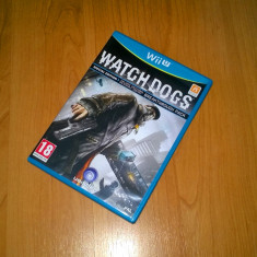 Joc Nintendo Wii U - Watch Dogs