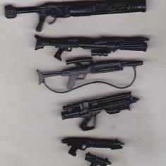 Bnk jc Star Wars - Hasbro - arme - battle gear - complet - Jucarie de colectie