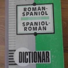Dictionar Roman-spaniol, Spaniol-roman - Micaela Ghitescu, 399020 - Carte in spaniola