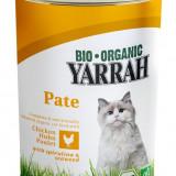 Hrana organica umeda Pate de pui cu spirulina si iarba marina, pentru pisici, 400 g - Hrana caine