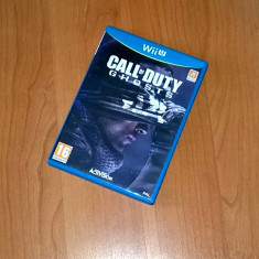 Joc Nintendo Wii U - Call of Duty : Ghosts - Jocuri WII U