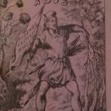 CALENDARUL GHIMPELUI PE ANUL 1875, 1874 - Carte veche