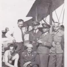 bnk foto - Aviatie - aviatori - cca 1935