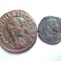 2 MONEDE VECHI ORIGINALE ! - Moneda Antica