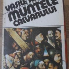 Muntele Calvarului - Vasile Andru ,399082